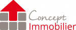 logo Agence concept immobilier