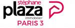 logo Stéphane plaza immobilier paris 3