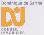 logo Agence dj conseil immobilier