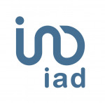 logo Iad france / laurent flamme