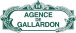 logo AGENCE DE GALLARDON