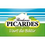 logo Residences picardes dury