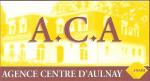 logo Aca agence centre d'aulnay