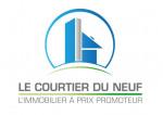 logo Le courtier du neuf