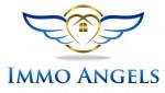 logo Immo angels fabrice dinnat