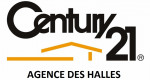 logo Century 21 agence des halles
