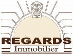 logo Agence regards immobilier