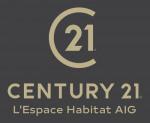 logo Century 21 l'espace habitat a.i.g