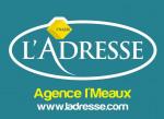 logo L'adresse -agence i'meaux