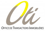 logo Oti (office transaction immobilier)