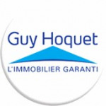 logo Guy hoquet immobilier - rectangle immo