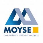 Logo agence MAISONS MOYSE