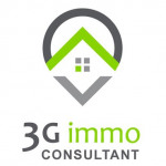 logo Agent commercial 3g immo chalono didier