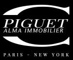 logo Catherine piguet- alma immobilier