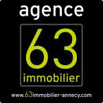 logo Agence 63 immobilier