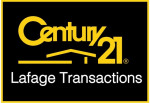 logo Century 21 agence immobiliere lafage