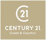 logo CENTURY 21 COAST AND COUNTRY