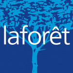 logo Laforêt immobilier villeurbanne