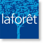 logo Laforêt immobilier menton