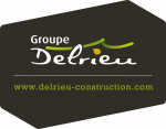 Logo agence DELRIEU CONSTRUCTION