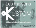logo Les maisons kustom