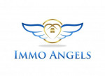 logo Immo angels michaël roger