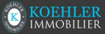 logo Koehler immobilier villemomble centre