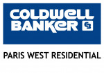 logo Coldwell banker paris west residential