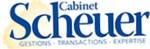 logo Cabinet scheuer
