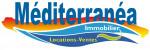 logo Agence mediterranea  béatrice dumont