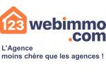 logo 123webimmo.com - low immo provence sarl