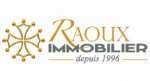 logo Raoux immobilier