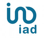 logo Iad france / tony abels