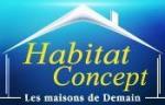 logo Habitat concept bethune