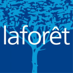 logo Laforêt immobilier le ny