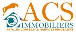 logo Antilles conseils & services immobiliers