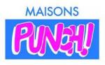 Logo agence MAISONS PUNCH