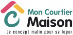 Logo agence Mon Courtier Maison