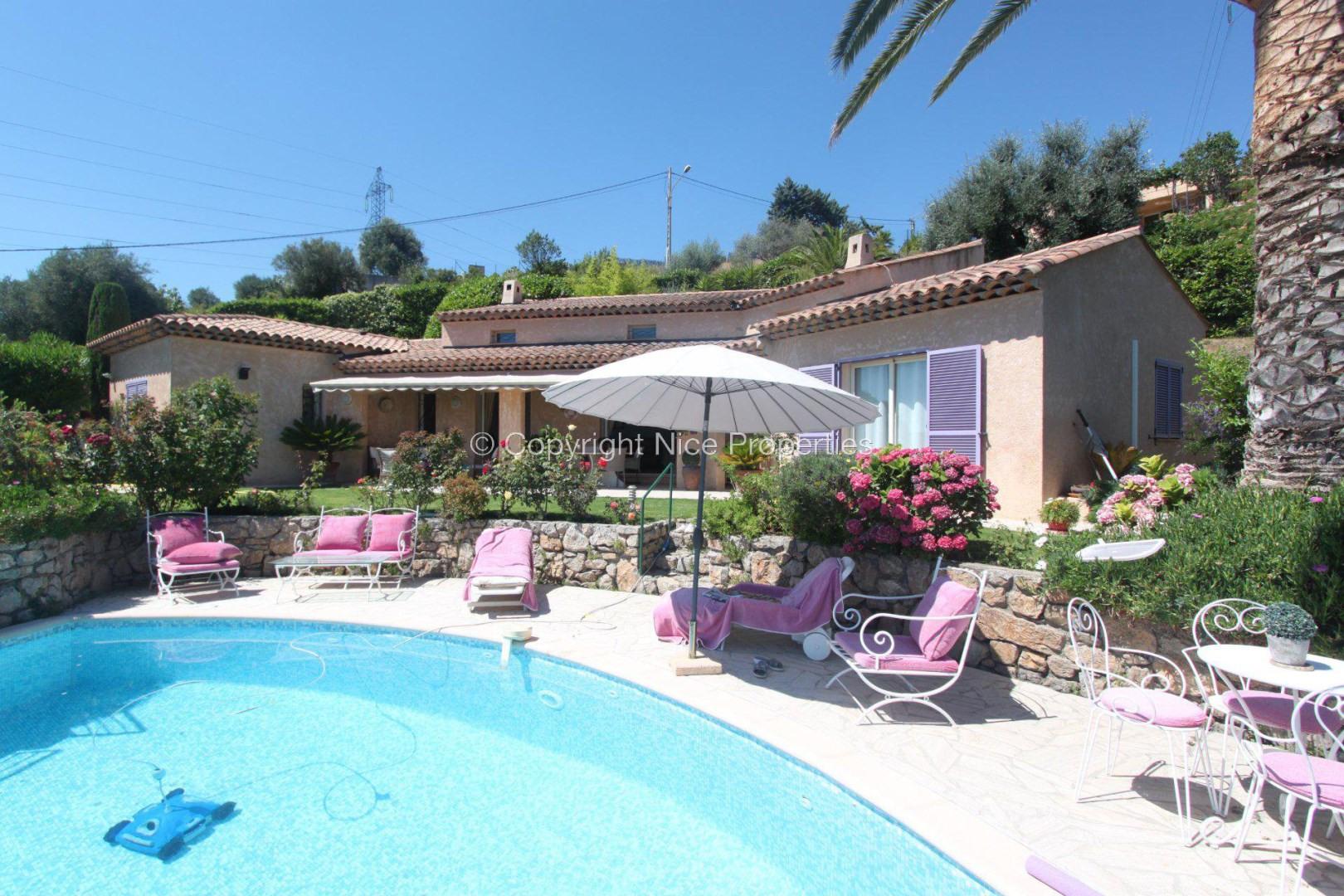 Villa De Luxe A Vendre A Nice 780 000 6 Pieces 210 M Belles Demeures