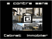 Real estate agency A CONTRE SENS Cabinet & Chasseur Immobilier in Chalon-sur-Saône