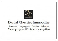 Immobilienagenturen DANIEL CHEVRIER IMMOBILIER bis Avignon