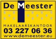 Immobilienagenturen Makelaarskantoor De Meester bis Antwerpen
