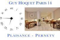 Agencia inmobiliaria GUY HOQUET PARIS 14 PLAISANCE PERNETY en Paris 14ème
