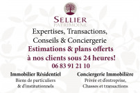 Real estate agency SELLIER PATRIMOINE in Paris 5ème