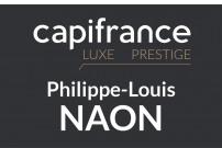 Real estate agent NAON Philippe-Louis - Capifrance in Paris 8ème