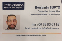 Benjamin Bupto - Refleximmo