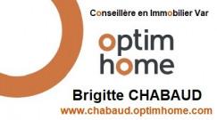 CHABAUD BRIGITTE AGENT MANDATAIRE OPTIMHOME