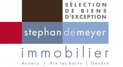 Real estate agency STEPHAN DE MEYER IMMOBILIER in Annecy