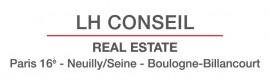 Agencia inmobiliaria LH CONSEIL REAL ESTATE en Boulogne-Billancourt