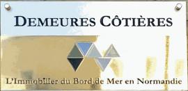 Real estate agency DEMEURES COTIERES in Étretat